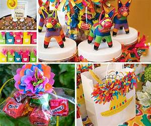 Fiesta Party Decoration Ideas Crafty Image Of Mexican