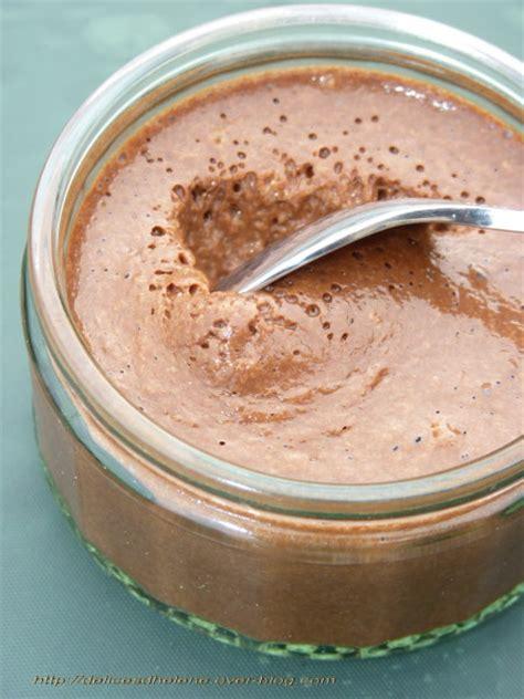 mousse au chocolat au lait facile