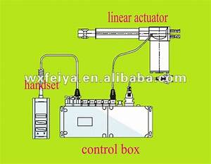 12v Linear Actuator Wiring Diagram