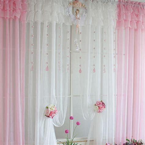 How To Make Ruffled Sheer Curtains Curtain Menzilperdenet