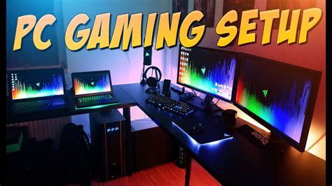 My 2016 Pc Gaming Setup