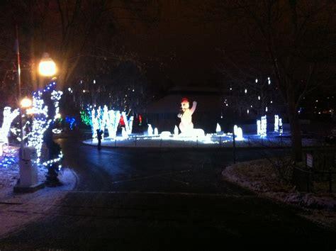 saint louis zoo christmas lights wild lights at the st louis zoo