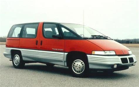 1990 Pontiac Trans Sport - Information and photos ...