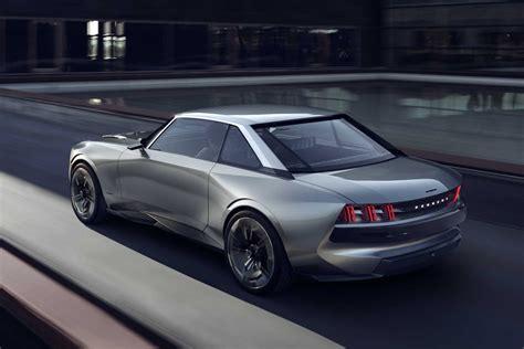 Peugeot Concept Car by Le Concept Car Peugeot E Legend 2018 En Version Gendarmerie