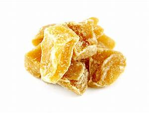 Candied Crystallized Ginger | Savory Spice