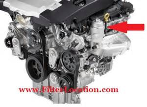 How To Reset Service Engine Soon Light by Buick Lacrosse Cx Oil Filter Location