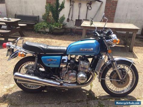 Suzuki Gt750 For Sale by 1976 Suzuki Gt750 For Sale In United Kingdom