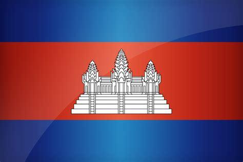 flag cambodia   national cambodian flag