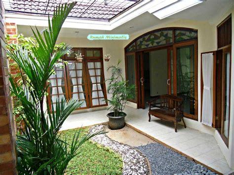 jenis keramik teras  konsep hunian modern ndik home