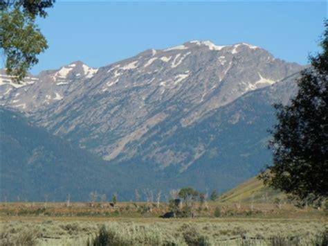 Prospectors Mountain - 11,241' Wyoming