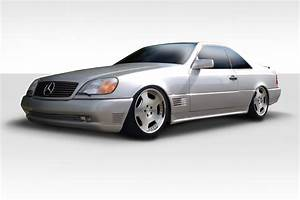 Mercedes 93 : 93 96 mercedes cl lr s duraflex full body kit 112855 ebay ~ Gottalentnigeria.com Avis de Voitures
