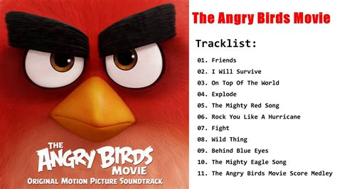 angry birds  soundtrack full album  youtube