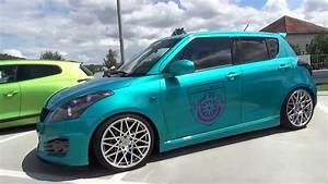 2015 Suzuki Swift Sport Royal 76 Inc  Turquoise