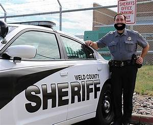 Weld County Sheriff's Office Taking Part in No Shave November