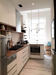Kleine Küche Einrichten Bilder : die besten 17 ideen zu kleine k che auf pinterest kleine wohnungen k chenplatzsparer und ~ Sanjose-hotels-ca.com Haus und Dekorationen