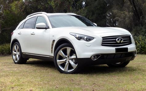 infiniti fx  review amazing pictures  images