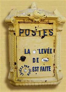 Boites Aux Lettres La Poste : boite aux lettres la poste pres de chez moi ~ Dailycaller-alerts.com Idées de Décoration