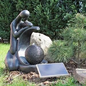 fontaine de jardin en pierre solaire inspiracion para el With decoration jardin avec cailloux 7 fournisseur grossiste fontaine jardin xl cascade pierre