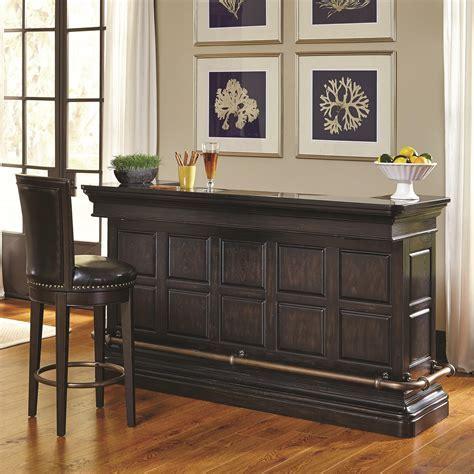 Pulaski Furniture Burton Bar   Home Bars at Hayneedle