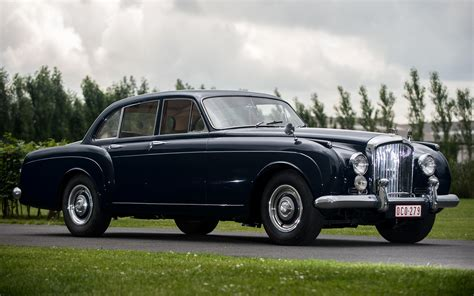 Bentley S2 Continental Flying Spur By Mulliner (1959) Uk