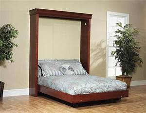 Amish Murphy Wall Bed - Contemporary - Murphy Beds - tampa