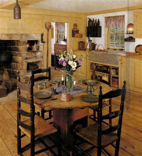 primitive kitchen prairie life pinterest
