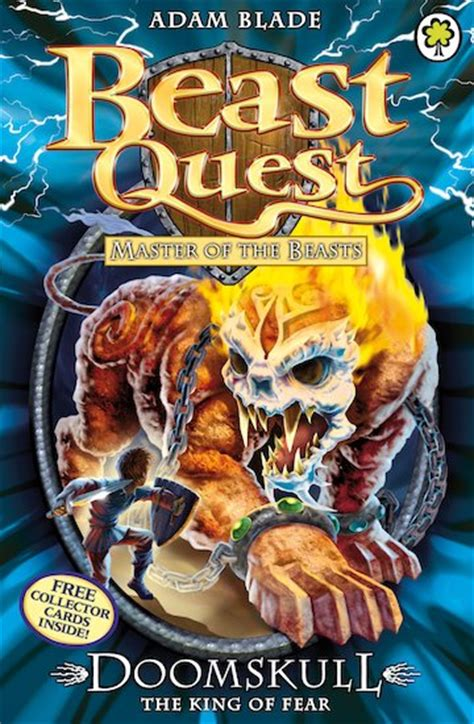 beast quest series 10 60 doomskull the king of fear