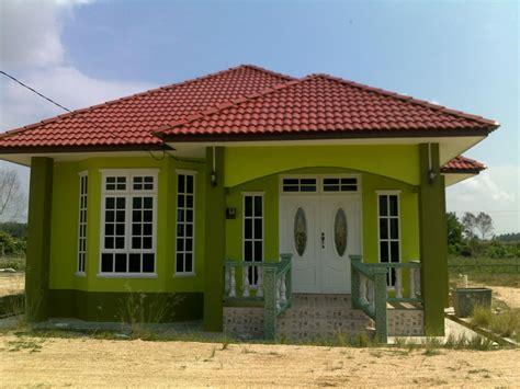 Contoh Contoh Rumah  Rumah Minimalisku