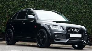 2014 Audi Q5 Brilliant Black By Kahn Design Review