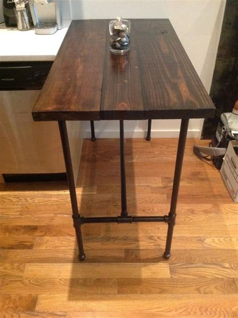 items similar  reclaimed wood kitchen table  black