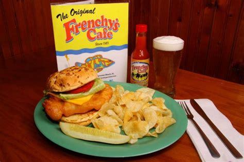 grouper sandwich florida cafe restaurants frency
