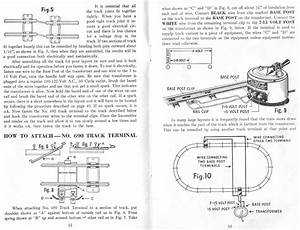 American Flyer Track Terminal 690 Instructions