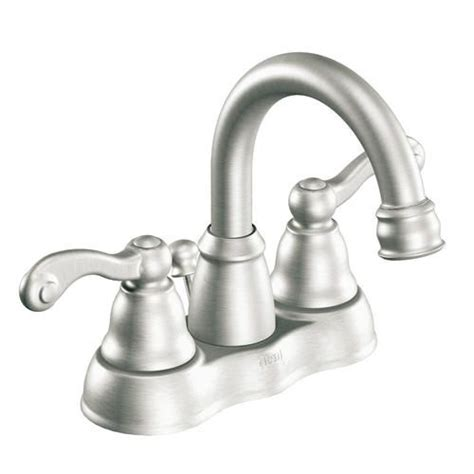 Moen Traditional® 2-Handle Hi Arc Lavatory Faucet at ...