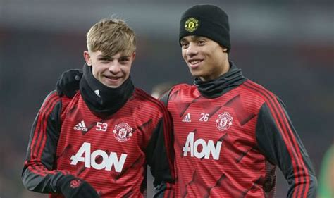 What Man Utd duo Mason Greenwood and Brandon Williams are ...