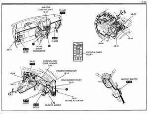 2005 Kia Sportage Blower Motor Wiring Diagram