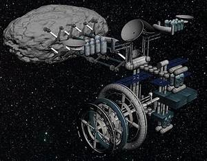 Asteroid Mining Module | Spacecraft | Pinterest | Asteroid ...