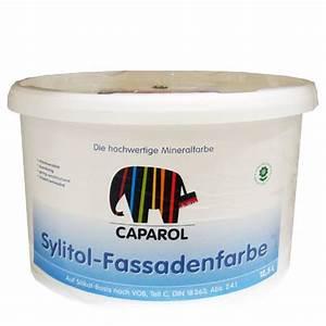 Fassadenfarbe Für Eternitplatten : caparol sylitol fassadenfarbe test vergleich ~ Lizthompson.info Haus und Dekorationen