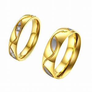 cheap wedding rings sets for him and her wedding rings With cheap diamond wedding ring sets for her