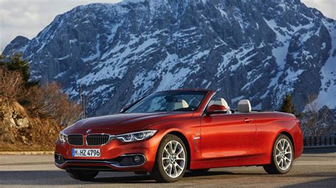 Review Bmw 4 Series Convertible by 2017 Bmw 4 Series Convertible Review Best Of Everything