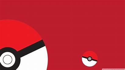 Pokemon Pokeball Wallpapers Ball Desktop 4k Cool