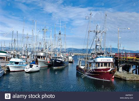 Fishing Boat For Sale Vancouver Bc by Fishing Boats At French Creek Vancouver Island Bc Canada