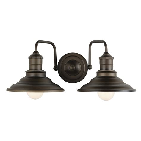 allen roth hainsbrook  light   aged bronze cone