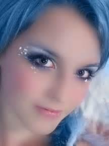 Ice Princess Makeup Ideas