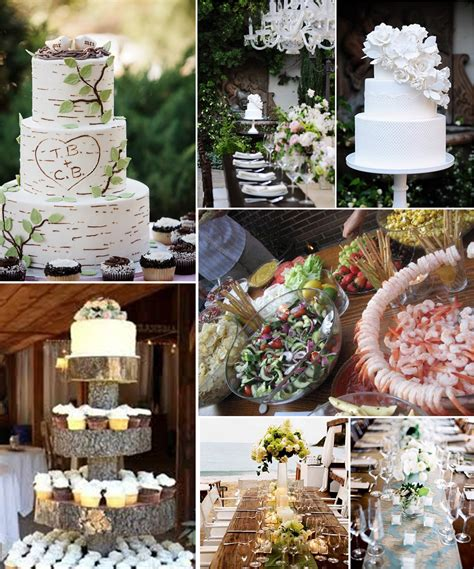 backyard wedding cake ideas outdoor furniture design