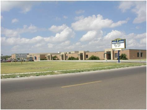 Projects - Schools - Dr. Cathey Middle School - McAllen