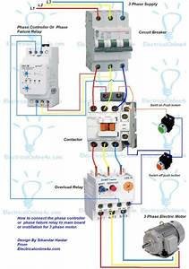 Wiring Contactors And Relays