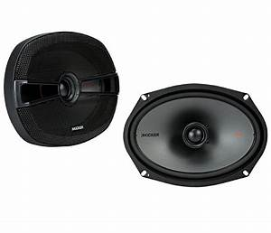 Kicker Car Speakers : kicker ksc690 44ksc6904 600w peak 300w rms 6x9 ks ~ Jslefanu.com Haus und Dekorationen