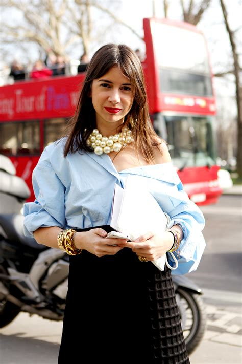 Trend Spotter: Jumbo Pearl Accessories + How To Shop The ...