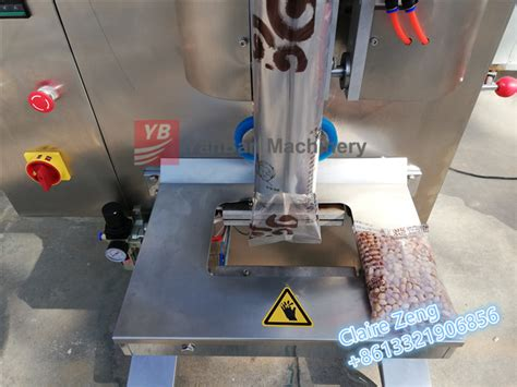 vertical packing machine yb   full automatic filling sealing packaging machine
