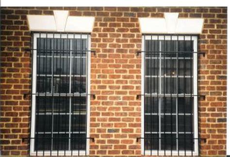 decorative security bars for residential windows watson steel iron works security bars window boxes
